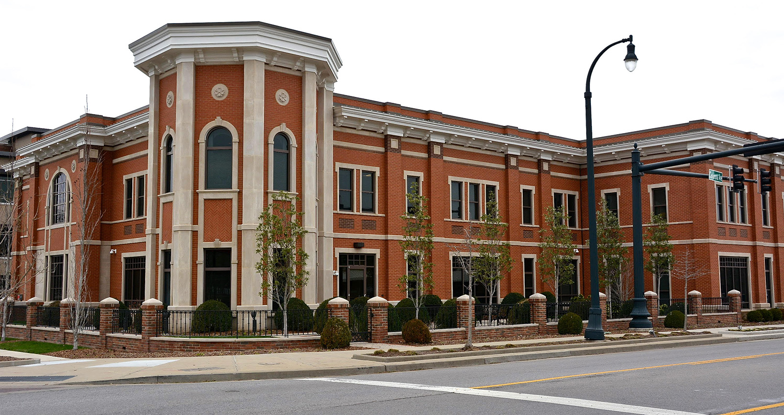 Franklin Synergy Bank Headquarters